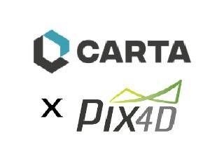 카르타, Pix4D와 스마트 건설 분야 기술 제휴