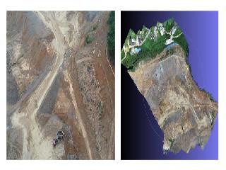 '드론'으로 정확한 토공량 산출 ··· 건설현장 정보화 앞당기다