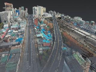 포스코건설, 모든 현장에 3D 디지털 지도 적용